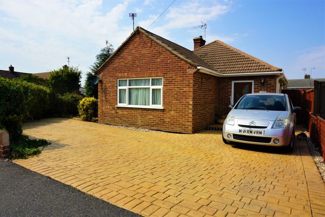 Thumbnail Detached bungalow for sale in Ashley Road, Harwich