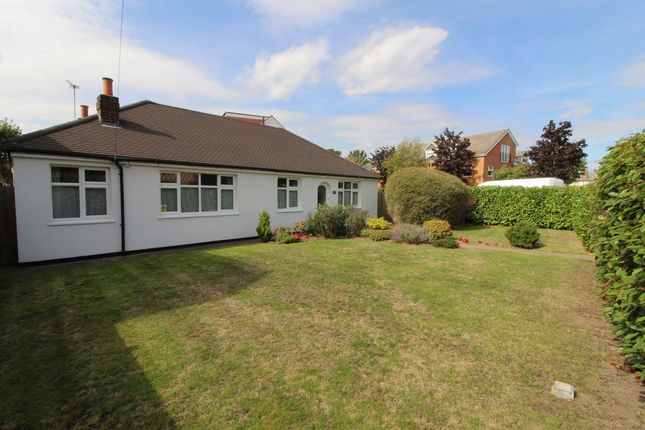 Thumbnail Bungalow for sale in Laleham Road, Staines Upon Thames