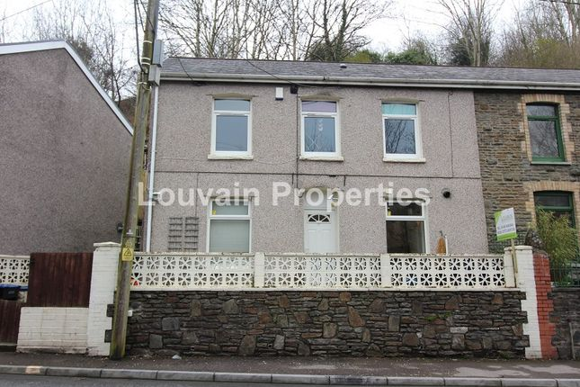 Thumbnail Property to rent in High Street, Llanhilleth, Abertillery, Blaenau Gwent.