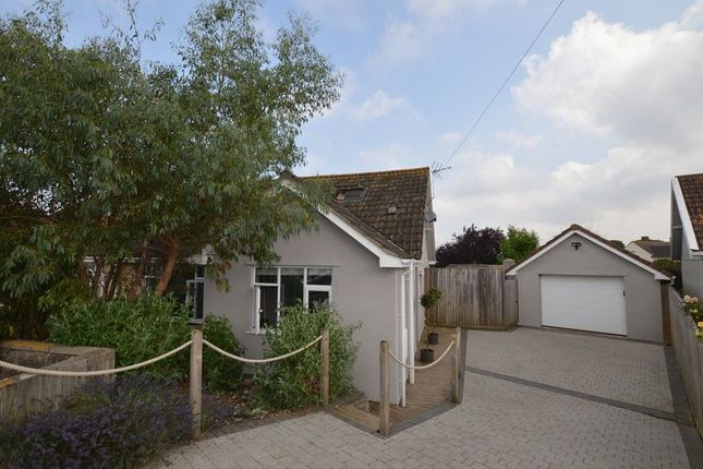Thumbnail Semi-detached house for sale in Byron Close, Locking, Weston-Super-Mare