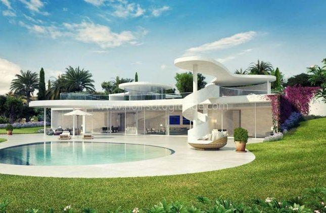 Thumbnail Villa for sale in Casares, Casares, Andalucia, Spain