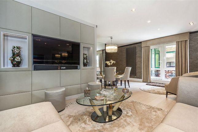 2 bed flat for sale in Beckford Close, Warwick Road, London