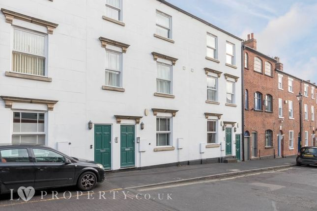 Thumbnail Town house for sale in Warstone Parade East, Hockley, Birmingham
