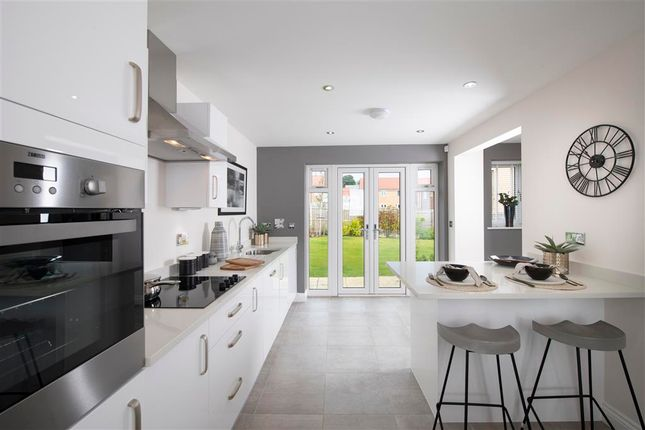 """Thumbnail Detached house for sale in """"The Whitford - Plot 82"""" at Rufus Road, Carlisle"""