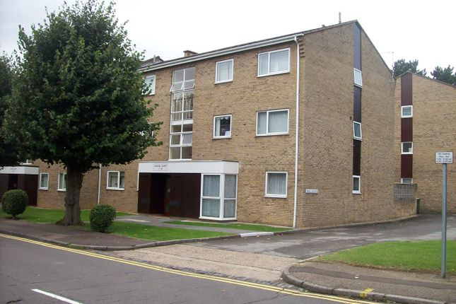 Thumbnail Flat to rent in Amanda Court, Peterborough