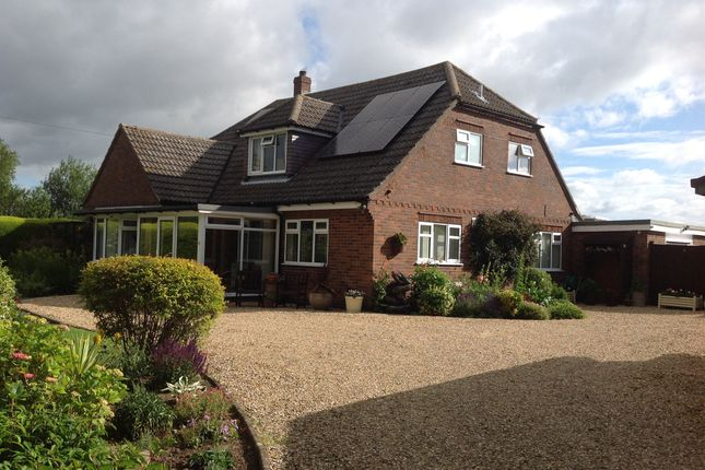 Thumbnail Detached house for sale in Church End, Friskney, Boston