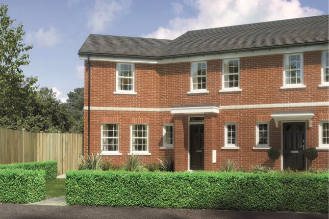 Thumbnail Semi-detached house for sale in Wood Street, St John's, Chelmsford