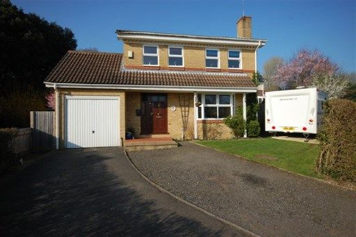Thumbnail Detached house for sale in Downland Copse, Uckfield, East Sussex