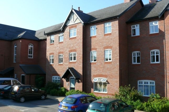 Flat to rent in Newhaven Court, Nantwich