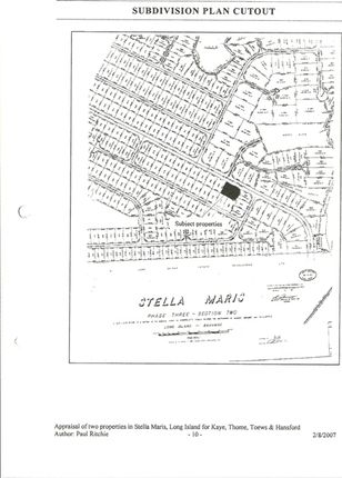 Land for sale in Stella Maris, Long Island, The Bahamas