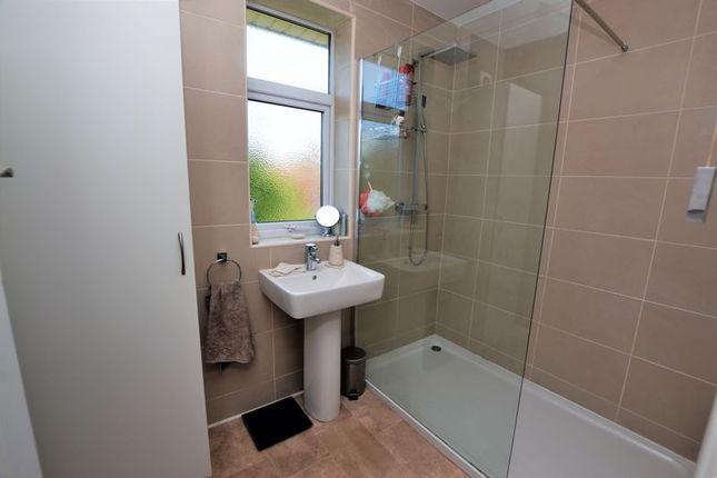 Shower Room of Swaledale Gardens, High Heaton, Newcastle Upon Tyne NE7