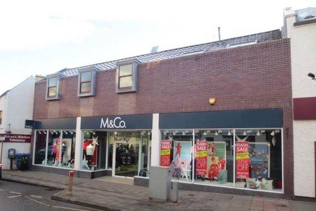 Thumbnail Retail premises to let in 18, High Street, Blairgowrie, Scotland