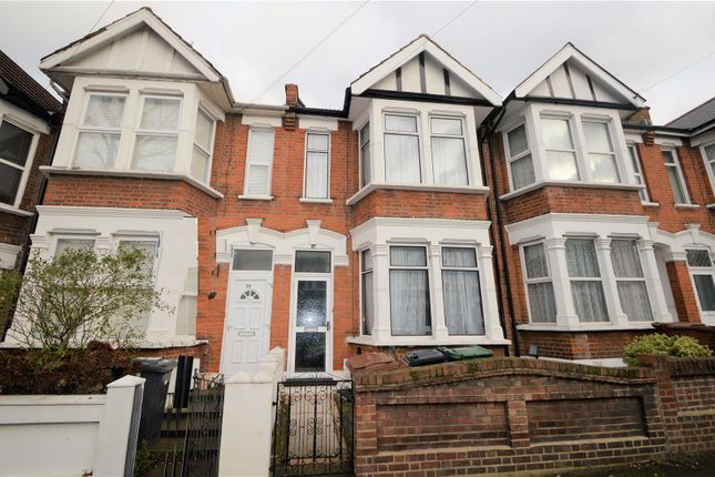 Thumbnail Terraced house for sale in Jersey Road, Leytonstone