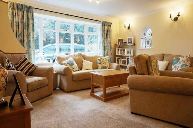 Thumbnail Detached house for sale in Gravelly Bank, Lightwood, Stoke-On-Trent
