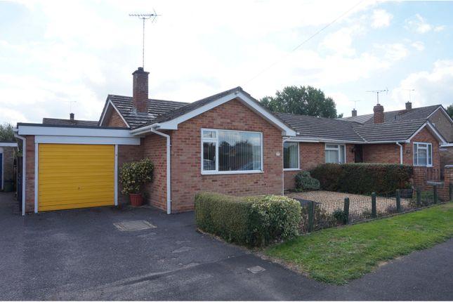 Thumbnail Semi-detached bungalow for sale in Burnham Road, Fordingbridge