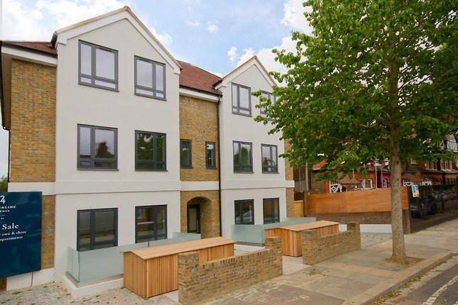 Thumbnail Flat for sale in Messaline Avenue, London