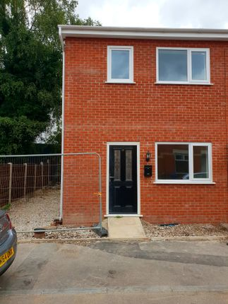 Thumbnail Semi-detached house for sale in Lyndhurst Road, Manchester