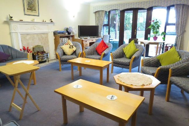 Residents Lounge of Woodborough Drive, Winscombe BS25