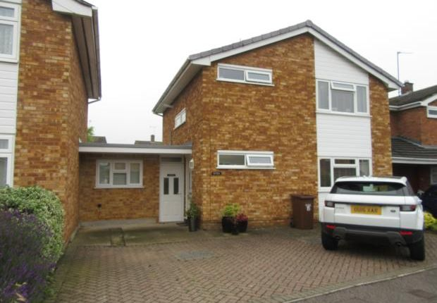 Detached house to rent in Portman Close, Hitchin