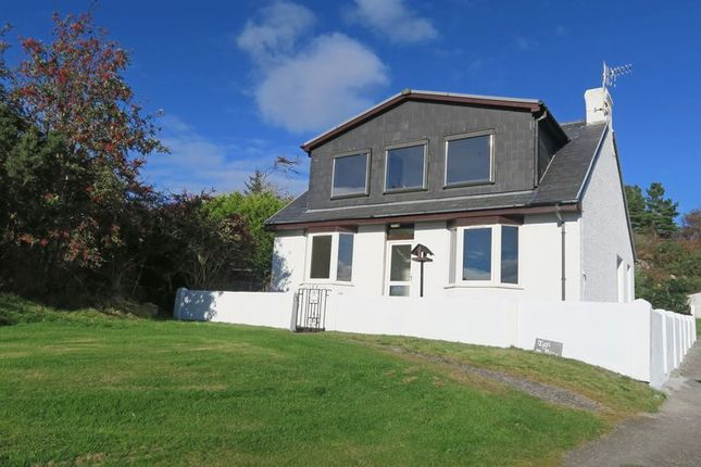 Thumbnail Detached house for sale in Old Camp, Kyle Of Lochalsh