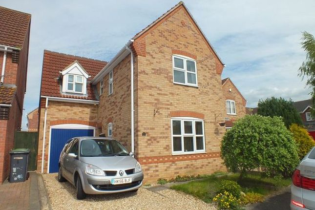 Thumbnail Detached house to rent in Cavalry Court, Metheringham