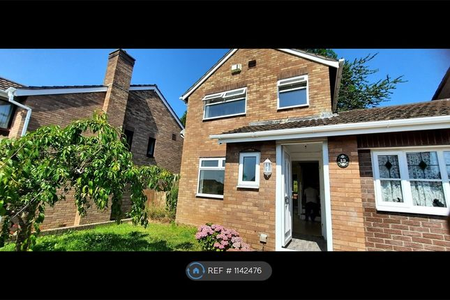 Thumbnail Detached house to rent in Fenner Brockway Close, Newport