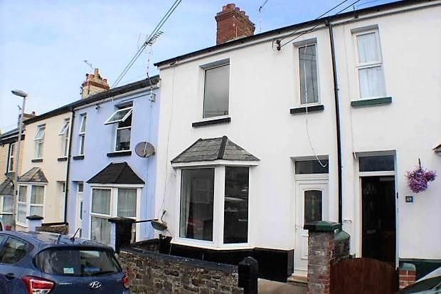 2 bed terraced house for sale in Clifton Street, Bideford EX39