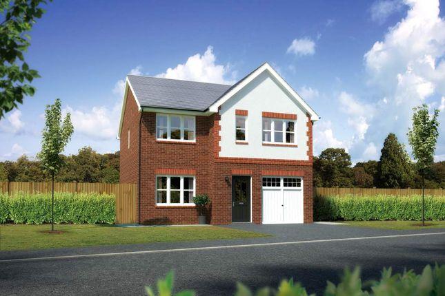 "Thumbnail Detached house for sale in ""Carlton"" at Ffordd Eldon, Sychdyn, Mold"