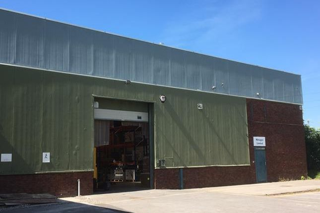 Commercial property for sale in Unit D Heather Close, Macclesfield, Cheshire
