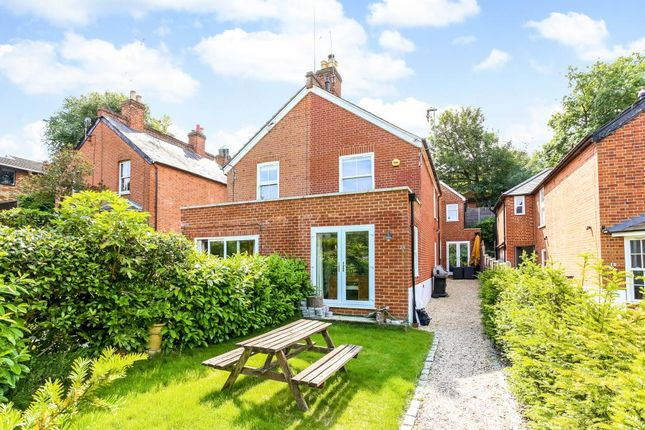 Semi-detached house to rent in Exchange Road, Ascot