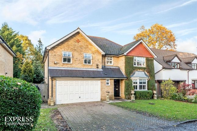 Thumbnail Detached house for sale in Holm Grove, Uxbridge, Greater London