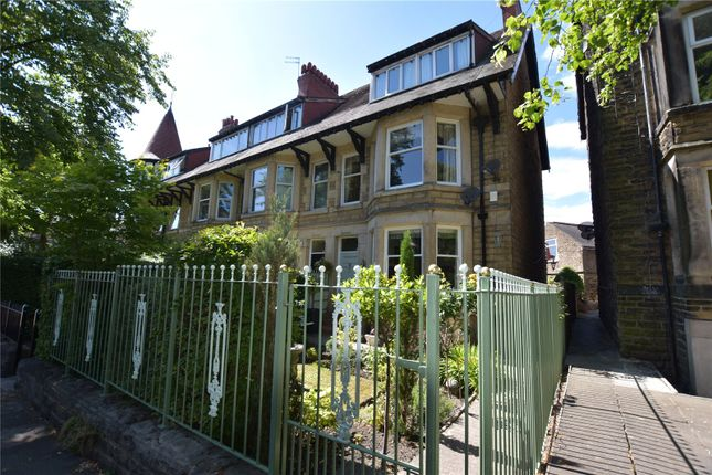 Thumbnail Terraced house for sale in Dragon Parade, Harrogate, North Yorkshire