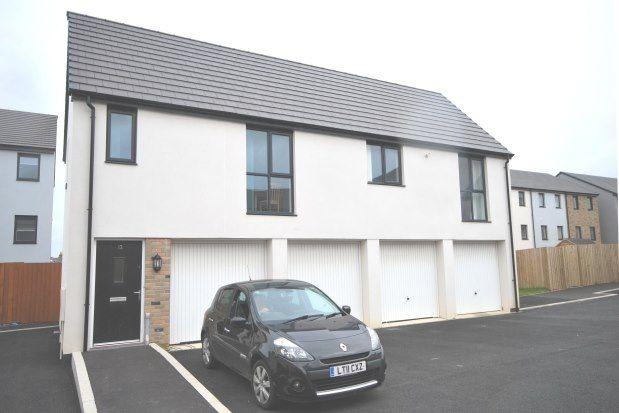 Thumbnail Flat to rent in Jan Luke Way, Camborne