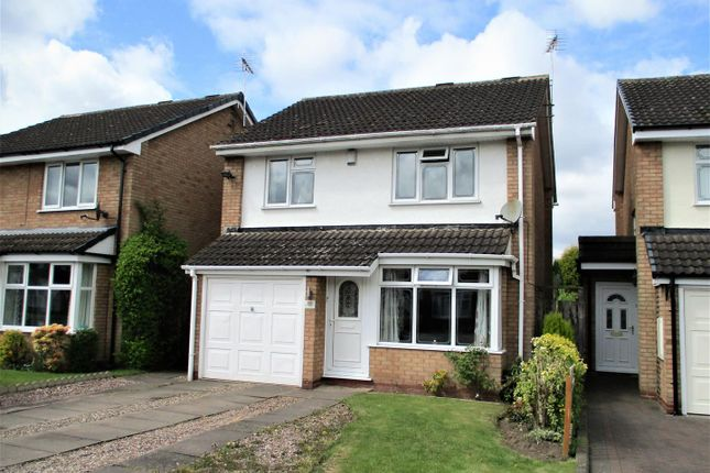 Thumbnail Property for sale in Ainsworth Road, Wolverhampton