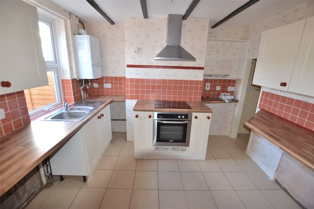 Thumbnail Terraced house to rent in Belgrove Terrace, Brook Street, Gloucester