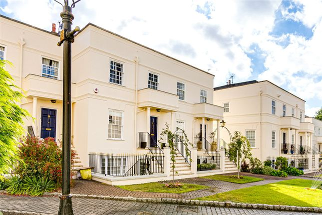 Thumbnail Terraced house to rent in Beaufort Close, Lynden Gate, Putney, London