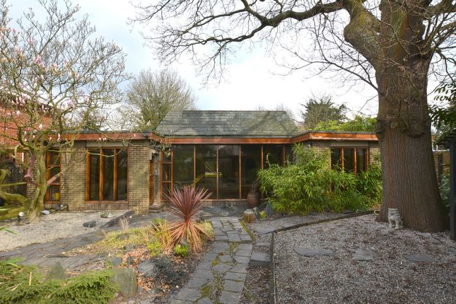 Thumbnail Detached bungalow for sale in Manor Hall Avenue, London