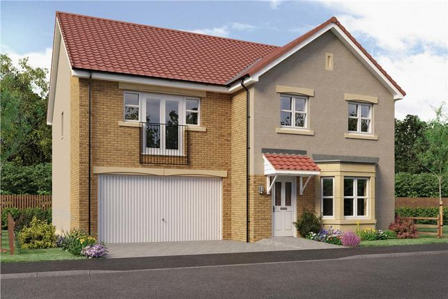 "Thumbnail Detached house for sale in ""Hargreaves Det"" at Kingsfield Drive, Newtongrange, Dalkeith"