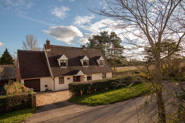 Detached house for sale in Wixoe, Stoke By Clare, Sudbury