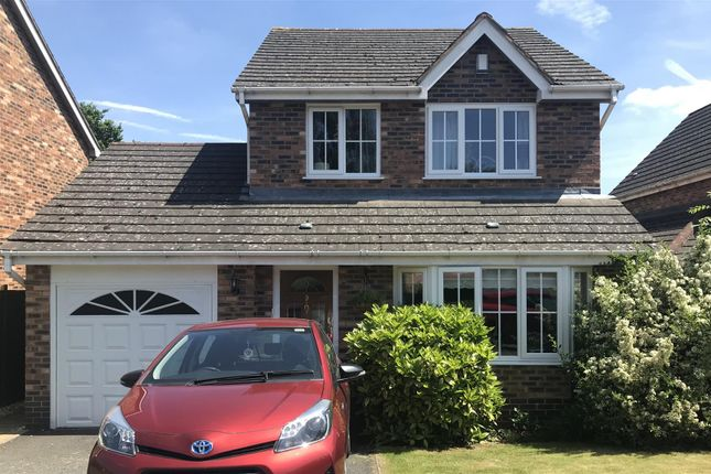 Thumbnail Detached house to rent in Jarman Drive, Horsehay, Telford