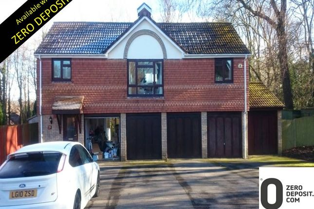 Thumbnail Detached house to rent in Royal Close, Basingstoke