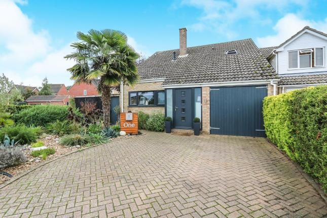 Thumbnail Detached house for sale in Roydon, Diss, Norfolk