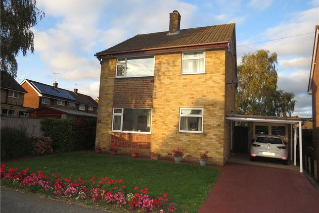Thumbnail Detached house for sale in Hardwick Avenue, Allestree, Derby