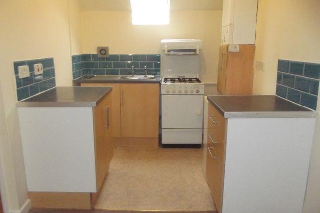 Thumbnail Flat to rent in Wyndham Street.., Bridgend