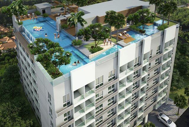 Thumbnail Apartment for sale in Soi 5 Pratumnak, Pattaya, 20260
