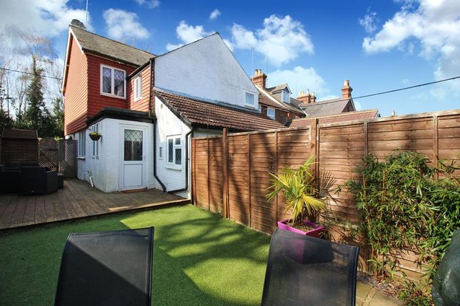 Thumbnail End terrace house for sale in Station Road, Southwater, Horsham