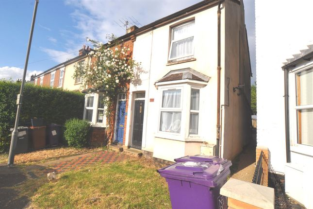 Thumbnail Maisonette to rent in Dacre Road, Hitchin