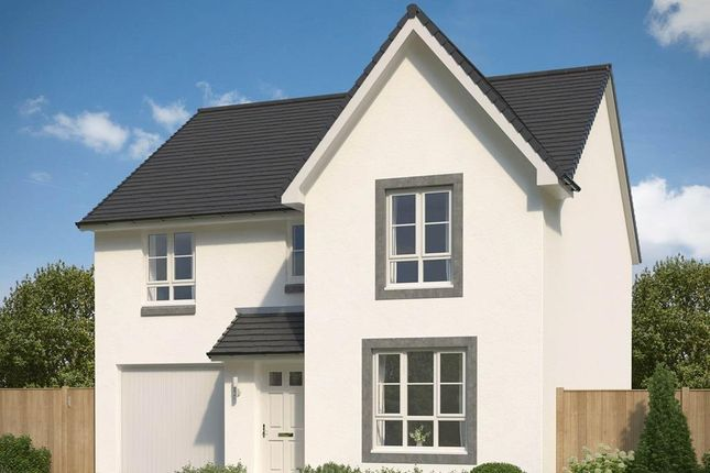 "Thumbnail Detached house for sale in ""Dunbar"" at Park Place, Newtonhill, Stonehaven"