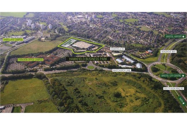 Thumbnail Warehouse for sale in Kelston Precision, Hawkfield Business Park, Hawkfield Way, Bristol, Avon, UK