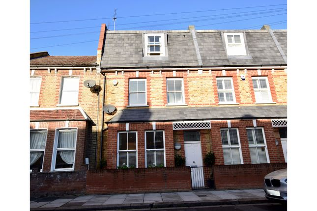 4 bed terraced house for sale in Horder Road, Fulham